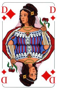 Damensolo Doppelkopf
